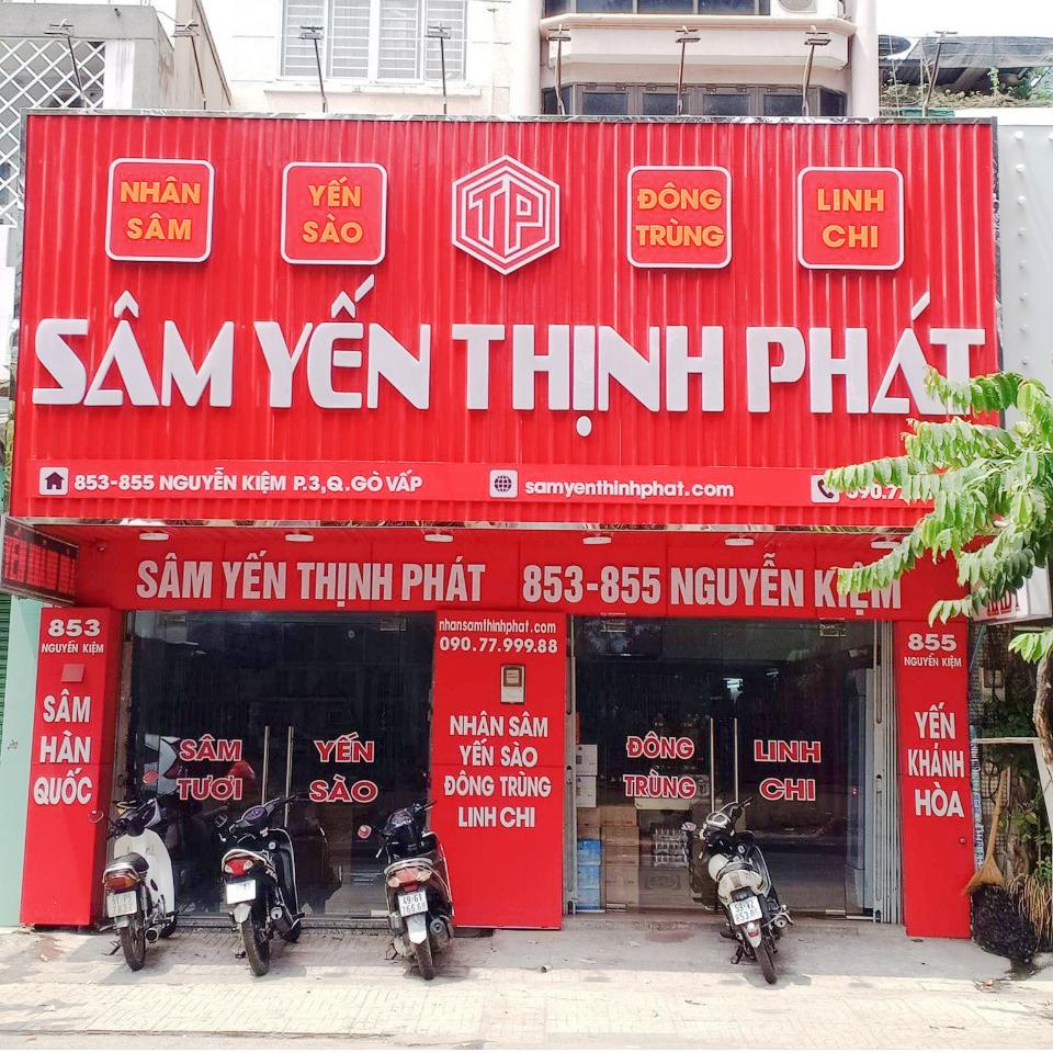 Sâm yến Thịnh Phát