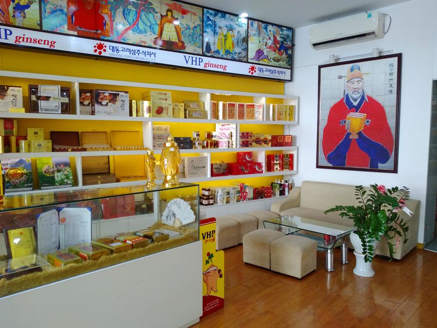VHP Ginseng – Hà Nội