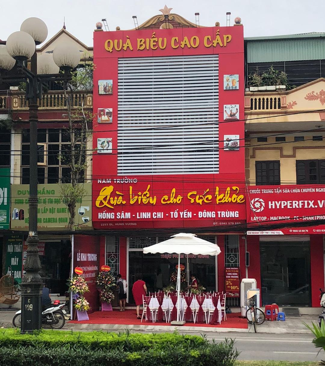 Showroom Nam Trường