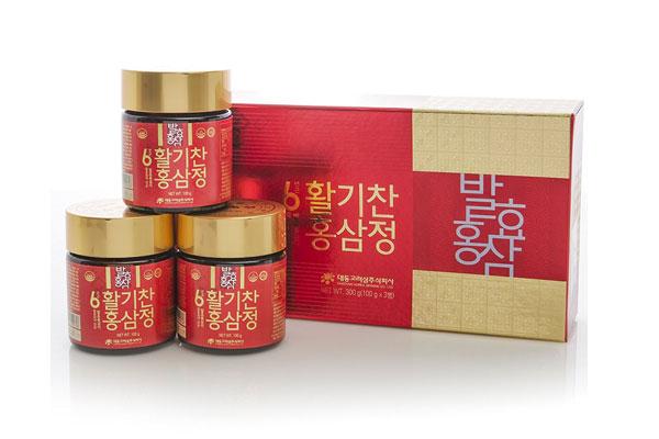 VHP là đơn vị đại diện thương hiệu phân phối cao hồng sâm lên men tại Việt Nam